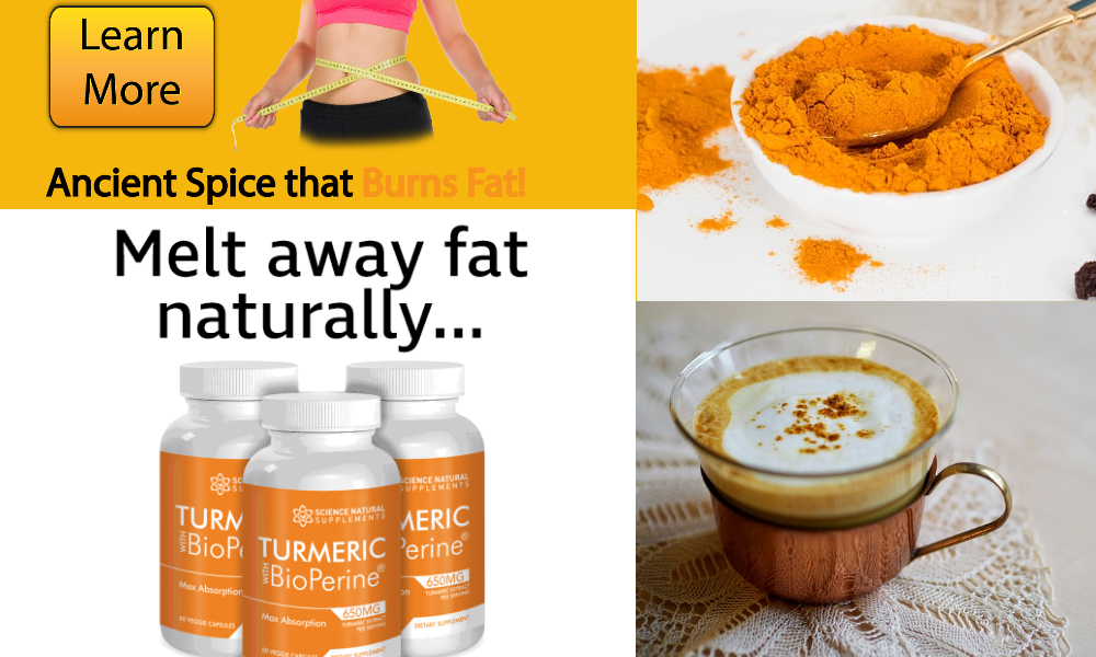 turmeric weight loss supplements