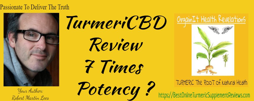 Author Intro to Prosper Turmericbd and 7 times potency from the combination