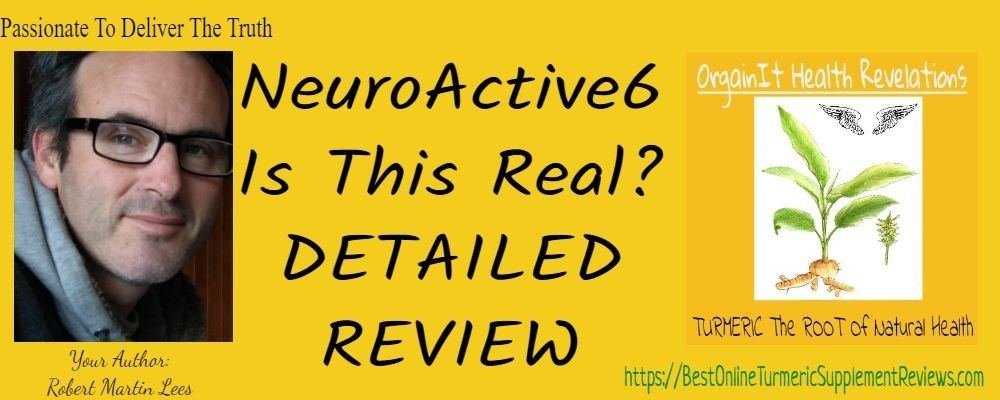 Robert Looks into every neuro active 6 ingredient in this review